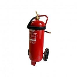 Extintor polvo ABC con ruedas 25 Kg.