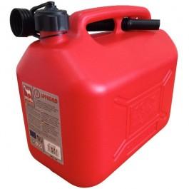 Bidón de combustible homologado de 10 litros